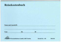 Reisekostenbuch