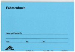 Produktbild zum Fahrtenbuch, mit der Art.Nr. 146